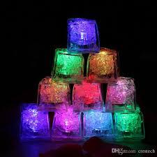 led cubes 2018 rgb flash led cube lights cubes ls flash liquid sensor