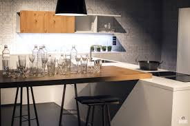 Kitchen Open Shelves Ideas Modern Open Shelving Ideas Kitchen Solid Surface Breakfast Bar