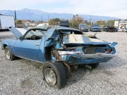 camaro for sale on ebay bangshift com rear ended 1971 camaro