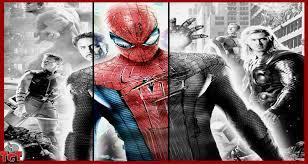 future pubescent spider man geeks talking