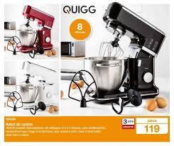 de cuisine quigg aldi promotie quigg de cuisine quigg keukenrobot geldig