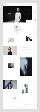 homepage designer best 25 fashion web design ideas on fashion websites