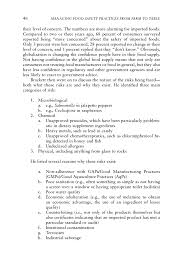 sample resume physical therapist 3 the complexities of food safety and some strategic approaches page 46