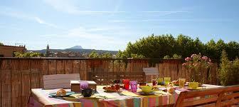 chambre d hote aix en provence terrasses sur les toits chambres d hôtes aix en provence
