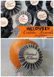 Halloween Costume Contest Ribbons Haunted Costumes Prizes Ideas Costume Contest Prize Ideas