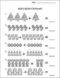 christmas math worksheets for preschoolers u2013 christmas fun zone