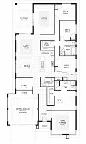 what are floor plans outstanding four bedroom floor plans single story collection with