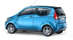 Mahindra Reva E20 Interior Mahindra E20 Plus Revealed New Five Door Electric City Car
