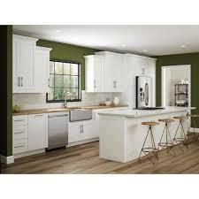 semi custom kitchen cabinets home decorators collection wchester light vespar white