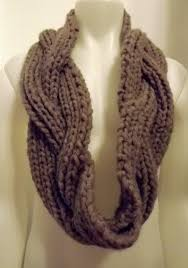 braided scarf free fondle pattern braided ushya infinity scarf 113 fondle