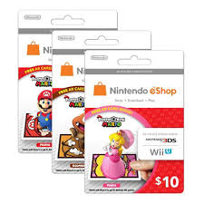 nintendo gift card nintendo photos with mario 10 eshop gift card various