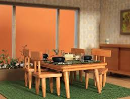Dollhouse Dining Room Furniture Dollhouse Dining Room Furniture Miniature Dining Room Furniture