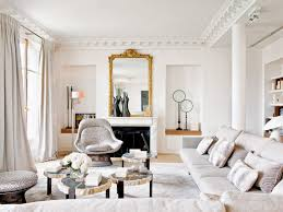 Effortless Chic Interiors With Modern French Style - French modern interior design