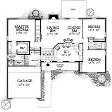 floor plans for a house simple open ranch floor plans style villa house
