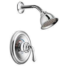 Moen Shower Faucets Discobath Moen T2444 Monticello Trim Kit For Posi Temp Pressure