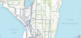 Seattle Demographics Map by Seattle City Council Unanimously Passes Bike Master Plan The