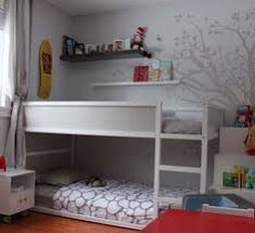 Ikea Toddler Bed Manchester Found This On Oh Dee Oh A Make Over To An Ikea Loft Bed Think