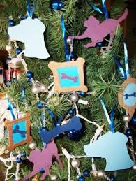 diy themed tree ornaments pets and docile