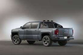 concept chevy chevrolet gets all serious with silverado special ops concept at