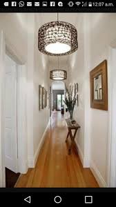 Small Hallway Lighting Ideas 34 Best Hallway Images On Pinterest Home Live And Long Hallway
