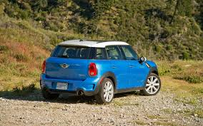 2011 mini cooper s countryman all4 long term verdict truck trend