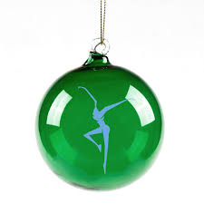 dmb firedancer blown glass ornament