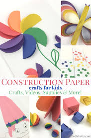 construction paper crafts for kids crafts crafts for kids and