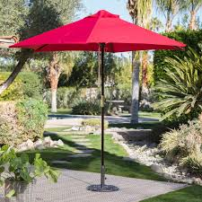 Coolaroo Patio Umbrella by Patio Umbrellas On Hayneedle Outdoor Umbrellas