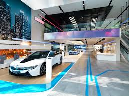 Brussels Bmw Brand Store Earns 2014 Iconic Award For Interior