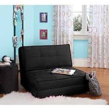 modern futon sofa bed kids flip chair sleeper lounge bedroom dorm