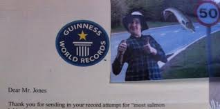 the guinness book of world records shuts down dude u0027s hilariously