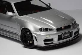 nissan r34 black nissan r34 z tune tamiya 1 24 under glass model cars