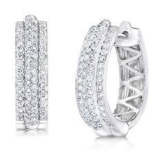 diamond hoops diamond hoops costco