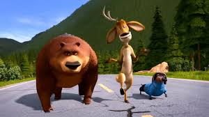 open season scared silly official trailer