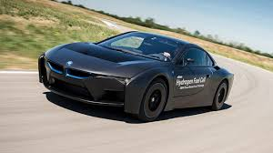 bmw supercar bmw u0027s experimental hydrogen powered i8 is pure evil top gear