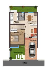 Row House Floor Plan Rahul Associates Quality