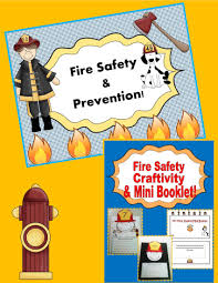 Fire Evacuation Plan Nursery by Fire Safety U0026 Fire Prevention Week Activities Teaching Ideas