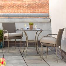 patio tables as home depot patio furniture with perfect balcony