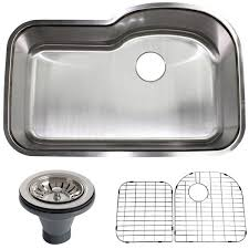 Stainless Steel Kitchen Sinks Undermount Reviews by Furniture Dowell Sink Inserts Stainless Steel Undermount Single