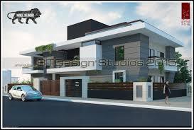 Modern Elevation by Modern Home Architecture Elevation Btdesignstudios