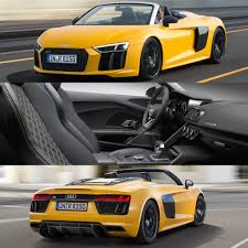 autochoose car of the day 2018 audi r8 spyder autochoose news