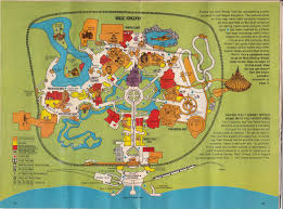 magic kingdom disney map mouseplanet disney stuff your complete guide to walt disney