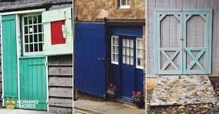 Barn Door Photos 53 Creative And Gorgeous Diy Barn Door Plans And Ideas