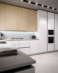 a white kitchen will give this peculiar feeling freshness and