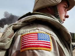American Flag Upside Down Here U0027s Why The American Flag Is Reversed On Military Uniforms