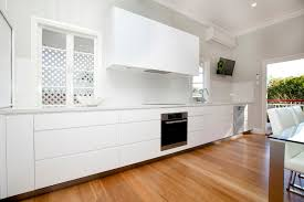 kitchen cabinets no handles kitchen renovations makings of fine kitchens brisbane love
