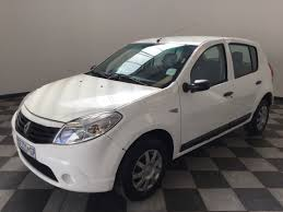 renault sandero used renault sandero 1 6 united 5dr for sale