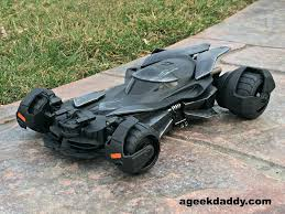 batman car toy a geek daddy air hogs remote control batmobile