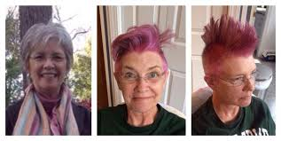pre chemo sarah kelleher gave her mother janet the best pre chemo haircut