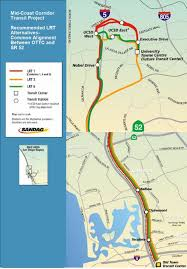 Ucsd Campus Map Input Sought For Trolley Line To Ucsd Utc The San Diego Union